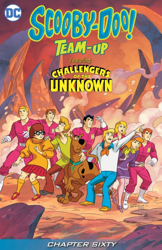 Scooby-Doo Team-Up #60 (2017)