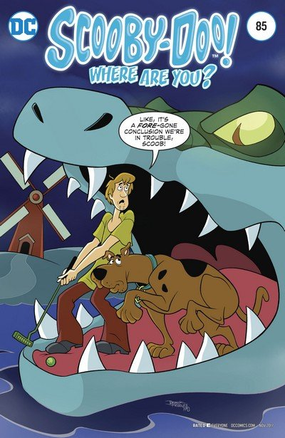 Scooby-Doo – Where Are You #85 (2017)