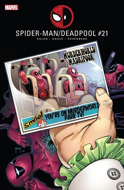 Spider-Man – Deadpool #21 (2017)