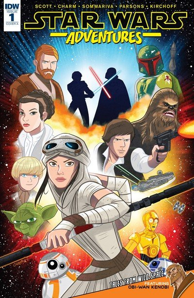 Star Wars Adventures #1 (2017)