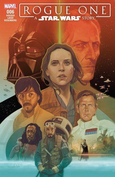 Star Wars – Rogue One Adaptation #6 (2017)