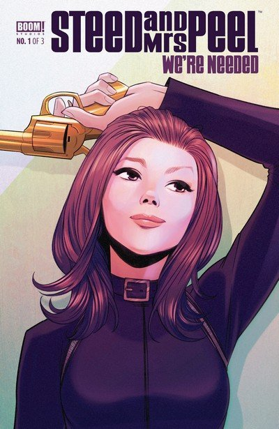 Steed and Mrs. Peel – We're Needed #1 – 3 (2014)