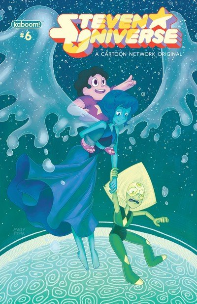 Steven Universe Ongoing #6 (2017)
