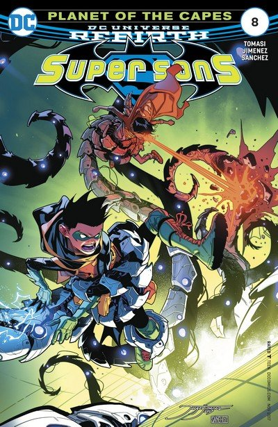 Super Sons #8 (2017)