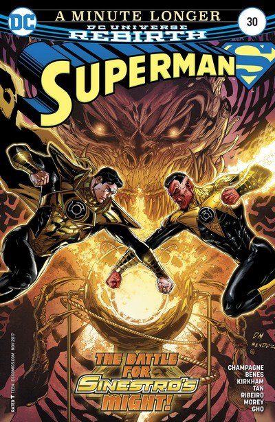 Superman #30 (2017)