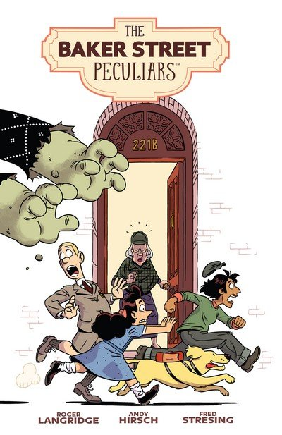 The Baker Street Peculiars (TPB) (2017)