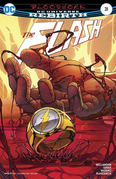 The Flash #31 (2017)