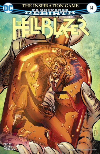 The Hellblazer #14 (2017)