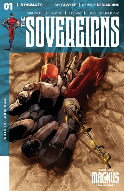 The Sovereigns #0 – 5 (2017)