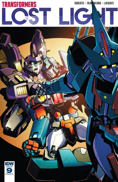 The Transformers – Lost Light #9 (2017)
