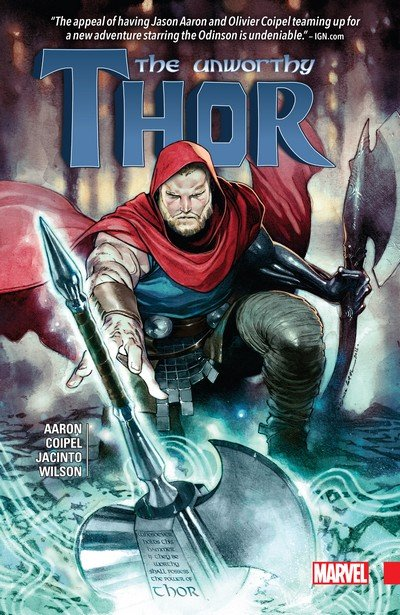 The Unworthy Thor (TPB) (2017)