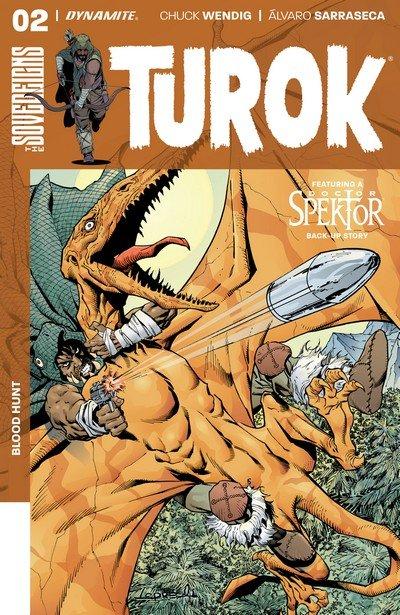Turok #2 (2017)