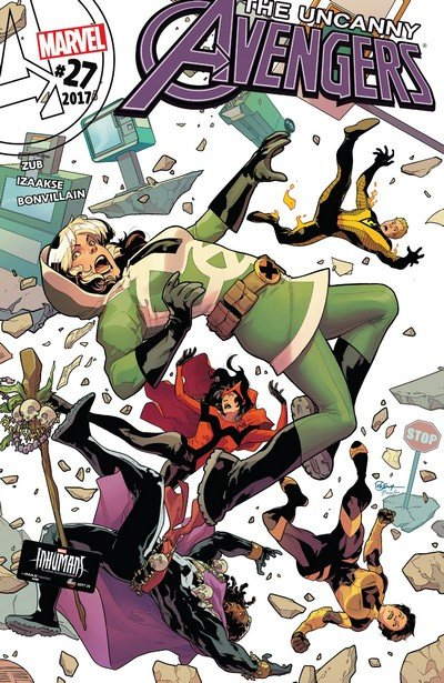 Uncanny Avengers #27 (2017)