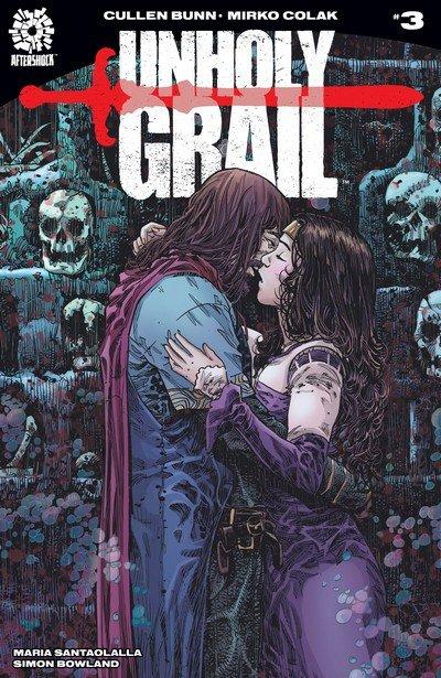 Unholy Grail #3 (2017)