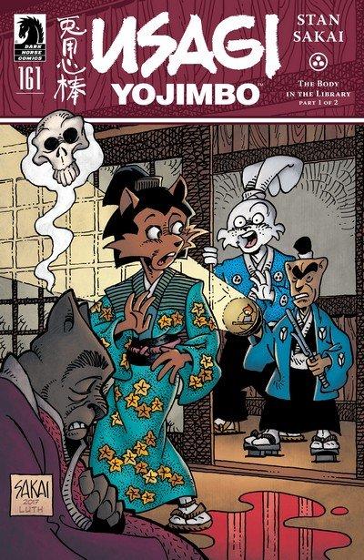 Usagi Yojimbo #161 (2017)