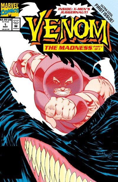 Venom – The Madness #1 – 3 (1993-1994)