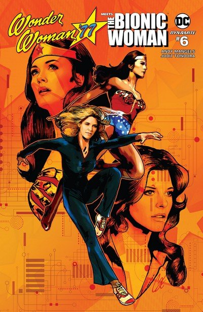 Wonder Woman '77 Meets The Bionic Woman #6 (2017)