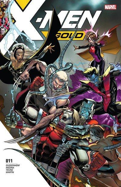 X-Men Gold #11 (2017)