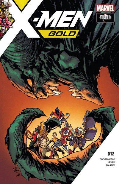 X-Men Gold #12 (2017)