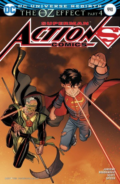 Action Comics #990 (2017)