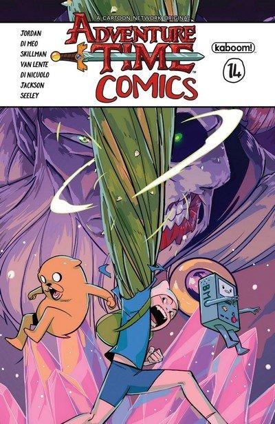 Adventure Time Comics #14 (2017)