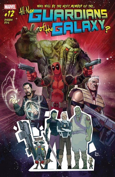 All-New Guardians of the Galaxy #12 (2017)