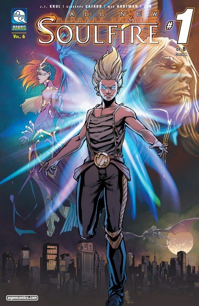All-New Soulfire Vol. 6 #1 – 8 (2017)