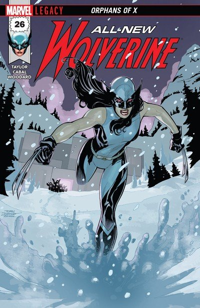 All-New Wolverine #26 (2017)
