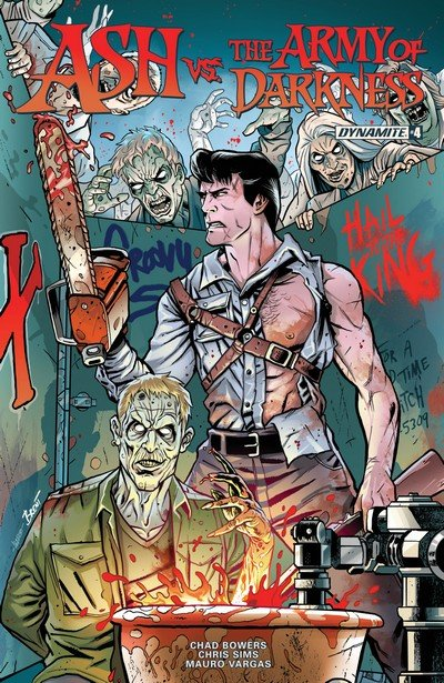 Ash Vs The Army Of Darkness #4 (2017)