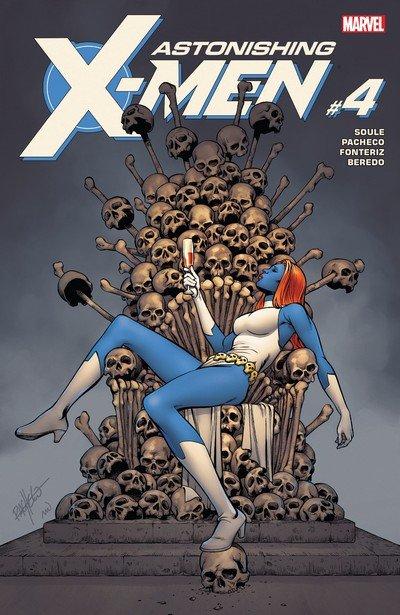 Astonishing X-Men #4 (2017)