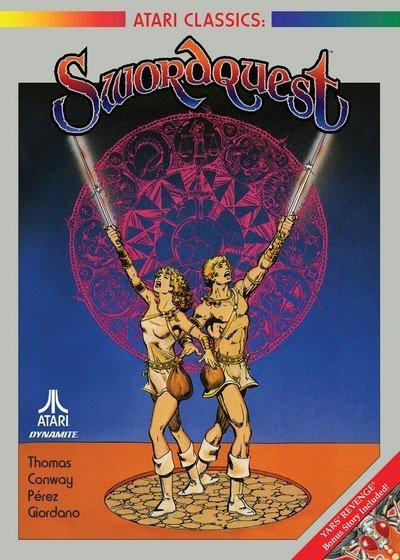 Atari Classics – Swordquest & Yars Revenge (2017)