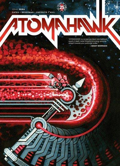 Atomahawk #0 (2017)