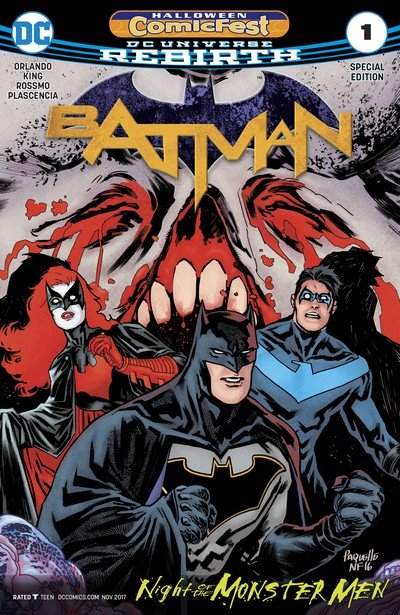 Batman Halloween Comic Fest Special Edition #1 (2017)