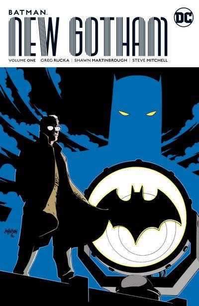 Batman – New Gotham Vol. 1 (TPB) (2017)