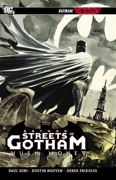 Batman – Streets of Gotham – Hush Money Vol. 1 (TPB) (2010)