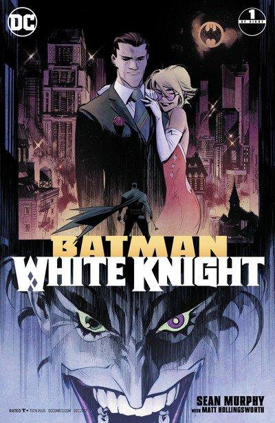Batman – White Knight #1 (2017)