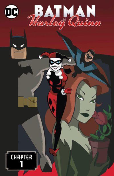 Batman and Harley Quinn #1 (2017)