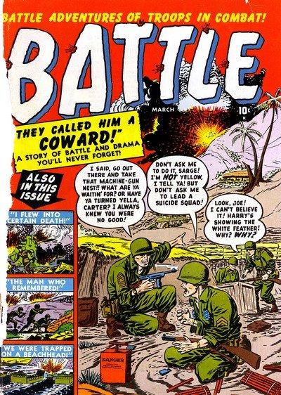 Battle #1 – 70 (1951-1960) (Atlas)