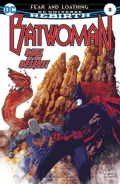 Batwoman #8 (2017)
