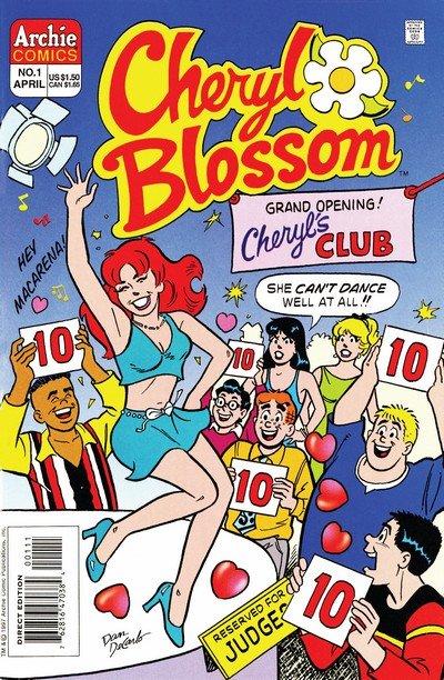 Cheryl Blossom #1 – 35 (1997-2000)