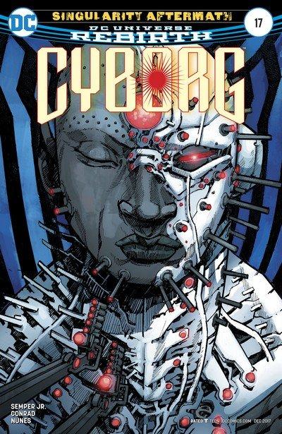 Cyborg #17 (2017)