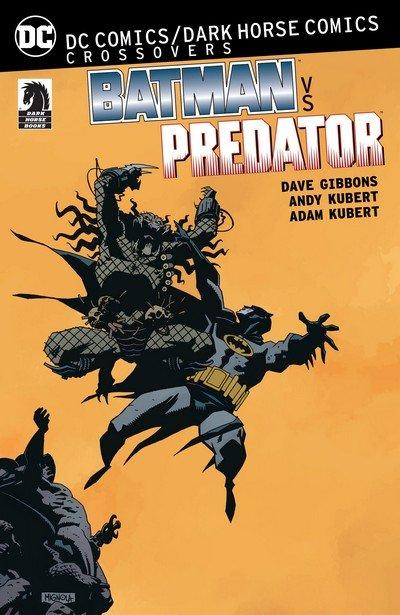 DC Comics – Dark Horse Comics – Batman vs. Predator (2017)