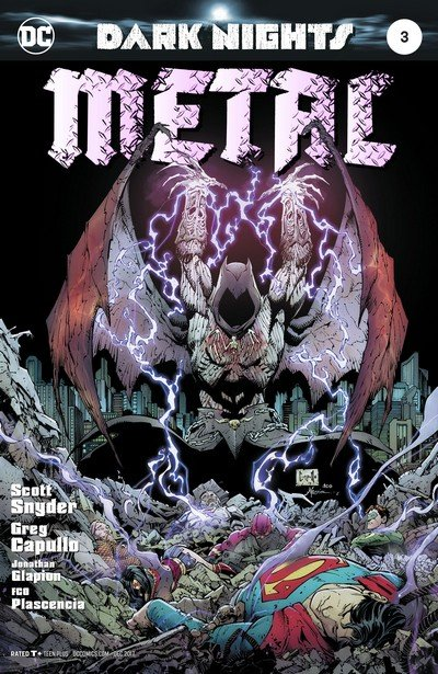 Dark Nights – The Metal #3 (2017)
