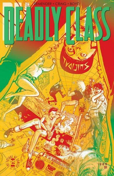 Deadly Class #31 (2017)