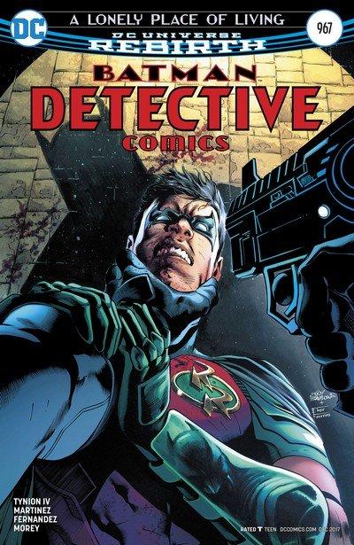 Detective Comics #967 (2017)