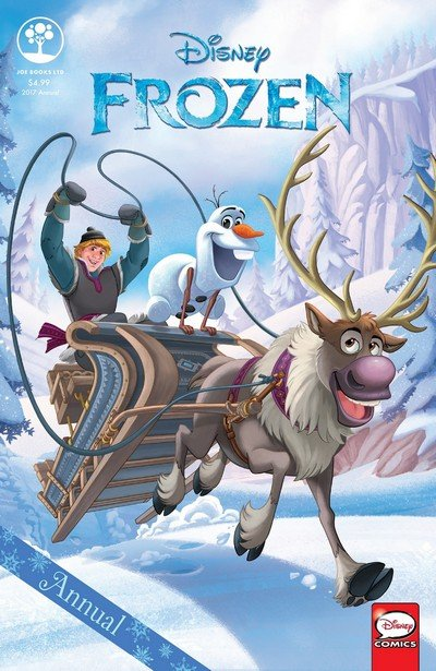 Disney Frozen Annual 2017 (2017)