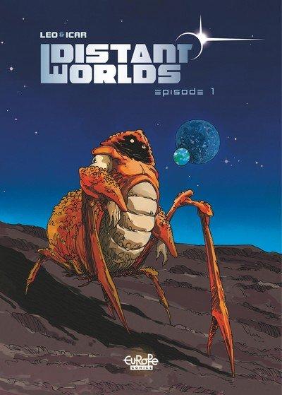 Distant Worlds #1 – 2 (2017)