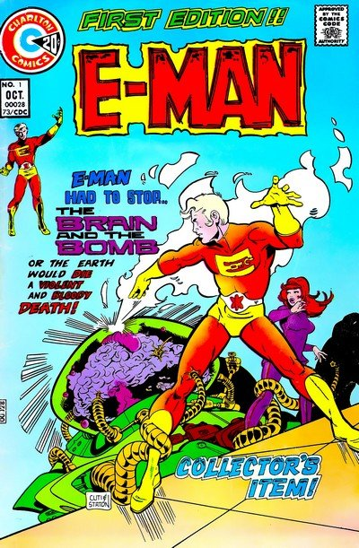 E-Man (Collection) (1973-2011)