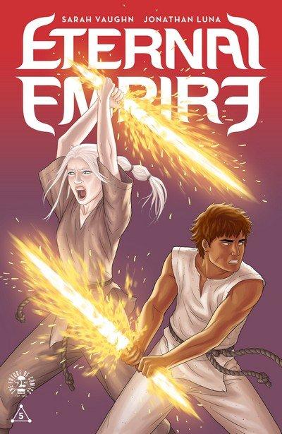 Eternal Empire #5 (2017)