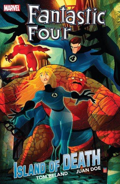 Fantastic Four – Island of Death (TPB) (2013)